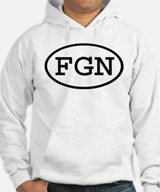FGN Oval Hoodie