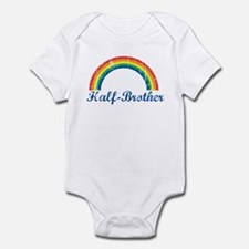 Half-Brother (vintage-rainbow Infant Bodysuit
