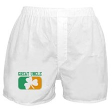 GREAT UNCLE (Irish) Boxer Shorts