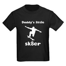 Daddys Little Sk8ter T-Shirt