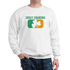 GREAT GRANDMA (Irish) Sweatshirt