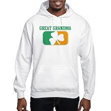 GREAT GRANDMA (Irish) Hoodie