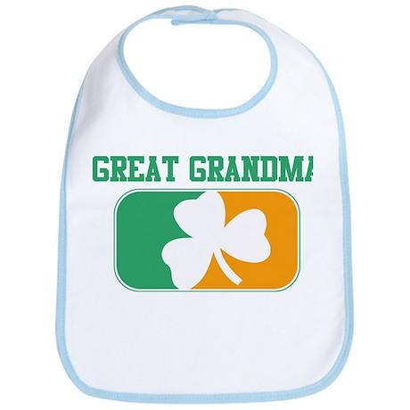 GREAT GRANDMA (Irish) Bib