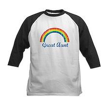 Great Aunt (vintage-rainbow) Tee