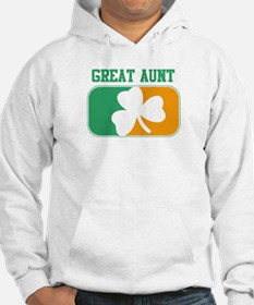 GREAT AUNT (Irish) Hoodie