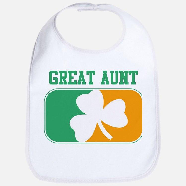 GREAT AUNT (Irish) Bib