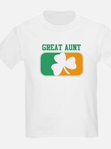 GREAT AUNT (Irish) T-Shirt