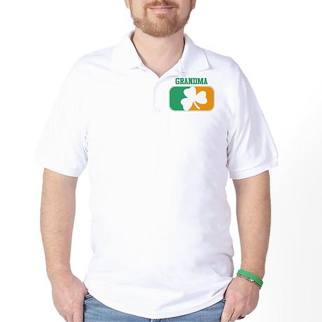 GRANDMA (Irish) Golf Shirt