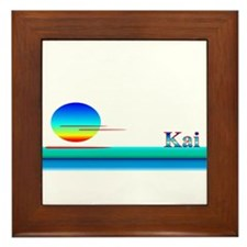 Kai Framed Tile