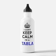 Funny Tabla Water Bottle