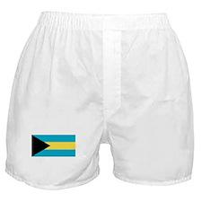 Bahamas Flag Boxer Shorts