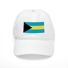 Bahamas Flag Baseball Cap