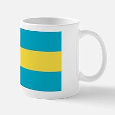 Bahamas Flag Small Small Mug