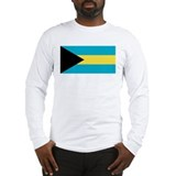Bahamas Long Sleeve T-shirts