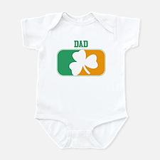 DAD (Irish) Infant Bodysuit