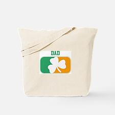DAD (Irish) Tote Bag