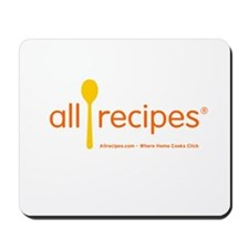 Allrecipes Mousepad