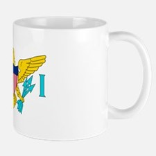 U.S. Virgin Islands Flag Mug
