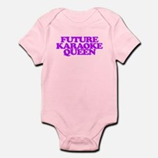 Future Karaoke Queen Body Suit