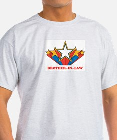 BROTHER-IN-LAW (retro-star) T-Shirt