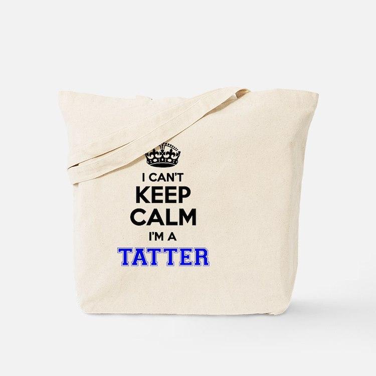 Cute Tatter Tote Bag