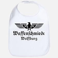 Waffenschmiede Wolfsburg Black Bib