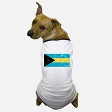 Vintage Bahamas Dog T-Shirt