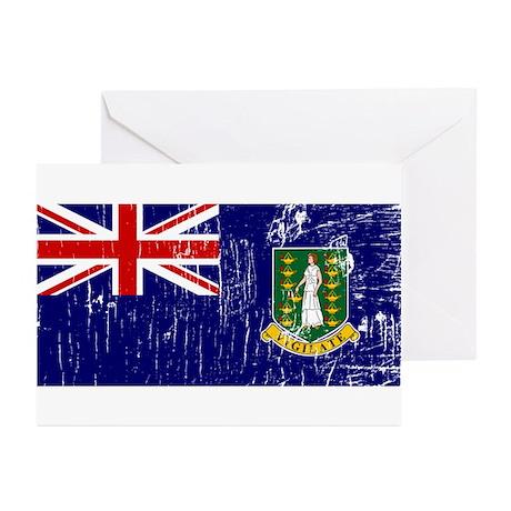 Vintage Virgin Islands Greeting Cards (Package of
