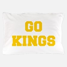 kings-Fre yellow gold Pillow Case