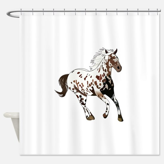 APPALOOSA HORSE Shower Curtain