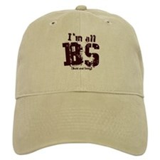 BS. Bald and Sexy Cap