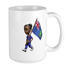 Virgin Islands Girl Mug