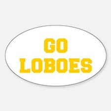 Loboes-Fre yellow gold Decal