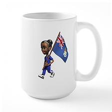 Cayman Islands Girl Mug