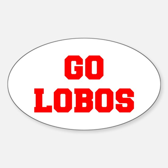 LOBOS-Fre red Decal