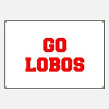 LOBOS-Fre red Banner