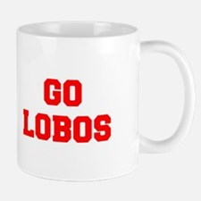 LOBOS-Fre red Mugs