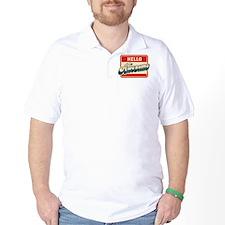 Hello I Am Awesome T-Shirt