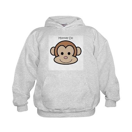 Monkey Do Kids Hoodie
