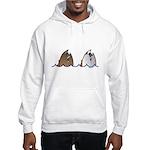 Duck Butts Hooded Sweatshirt