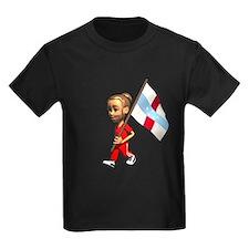 Netherlands Antilles Girl T