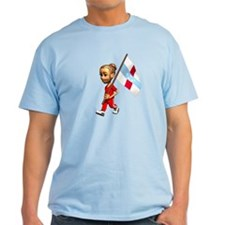 Netherlands Antilles Girl T-Shirt
