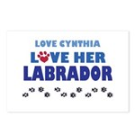 Cynthia Postcards (Package of 8)