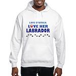 Cynthia Hooded Sweatshirt
