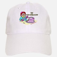 What? Is There Something On Baseball Baseball Cap