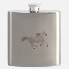 ARABIAN GALLOPING Flask