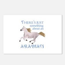 SOMETHING ABOUT AN ARABIAN Postcards (Package of 8