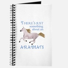 SOMETHING ABOUT AN ARABIAN Journal