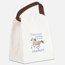 SOMETHING ABOUT AN ARABIAN Canvas Lunch Bag