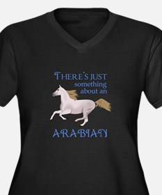 SOMETHING ABOUT AN ARABIAN Plus Size T-Shirt